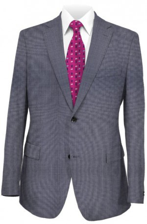 Rubin Light Blue Tailored Fit Suit 41277