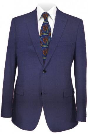 Rubin Blue Slim Fit Suit #41796