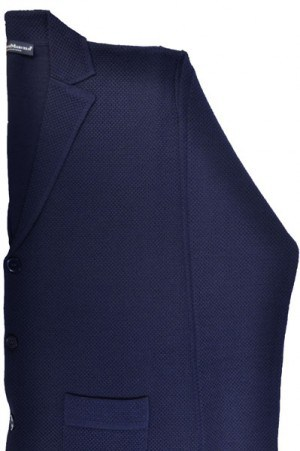 Gianni Marcelo Navy Cardigan Sweater #4510-NVY