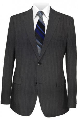 Rubin Gray Pinstripe Slim Fit Suit 45169