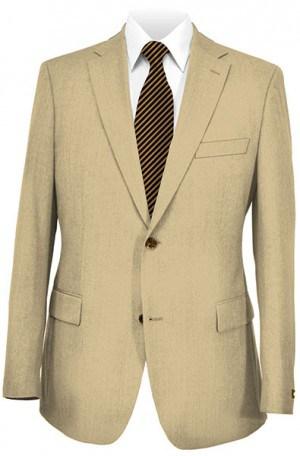 Hugo Boss Light Tan Gentleman's Cut Suit #50200713-231