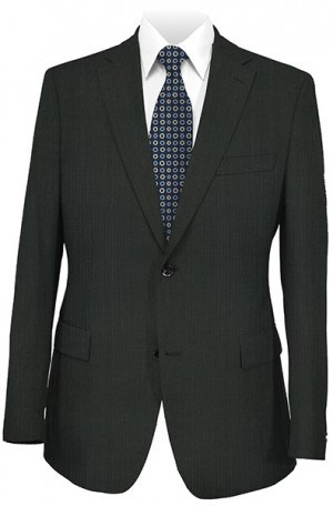 Hugo Boss Black Fine Check Gentleman's Cut Suit #50220429-001