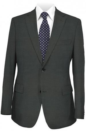 Hugo Boss Gray Fine Check Gentleman's Cut Suit 50220429-021