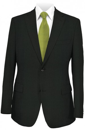 Hugo Boss Black Check Tailored Fit Suit #50220444-001