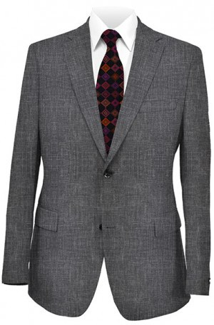 "Hugo Boss Gray ""Tweed"" Gentleman's Fit Sportcoat #50241841-010"