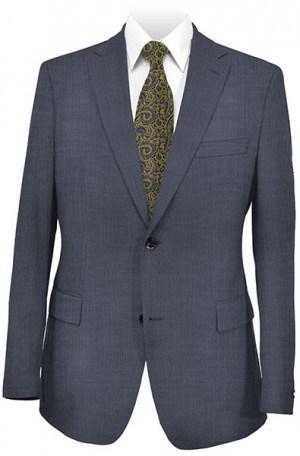 Hugo Boss Blue Mini-Check Gentleman's Cut Suit #50241991-410