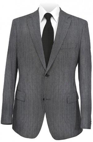 Hugo Boss Charcoal Stripe Gentleman's Cut Suit #50262965-021