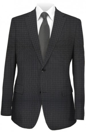 Hugo Boss Black Check Slim Fit Suit #50312285-001