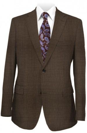 Hugo Boss Dark Tan Slim Fit Suit #50321103-201