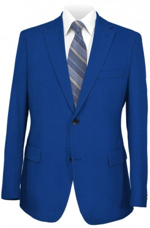Hugo Boss Bright Royal Slim Fit Suit #50383613-461
