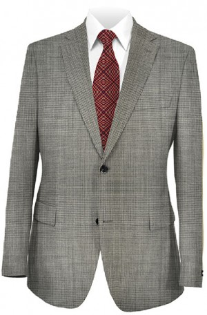 Rubin Houndstooth Classic Fit Suit 50960