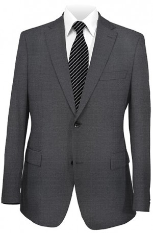 Rubin Slim Fit Charcoal Suit #51284