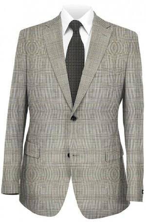 Rubin Glen Plaid Gentleman's Cut Suit 51774