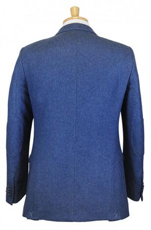 Renoir Blue Tailored Fit Sportcoat 520-02.