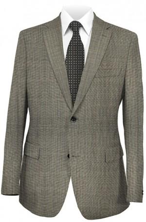 Rubin Gray Stripe Classic Fit Suit #52694