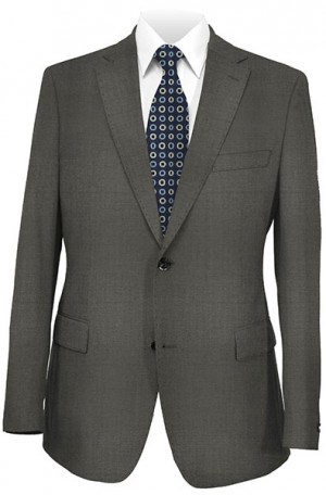 Rubin Gray Gentleman's Cut Suit 52839