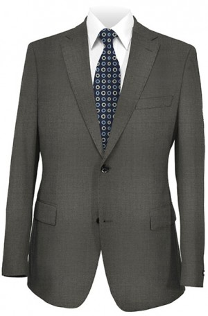 Rubin Gray Classic Fit Suit 52839