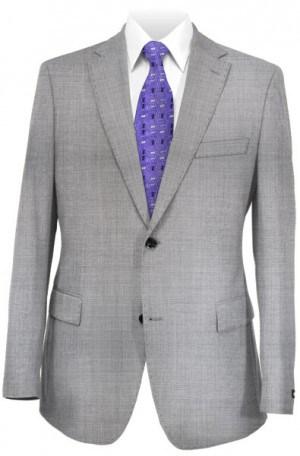 Calvin Klein Silver Gray 'Very Slim Infinite Stretch' Suit #5CW0020