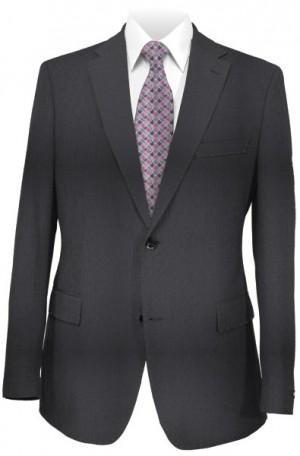 "Calvin Klein Black ""Extreme"" Slim Fit Stretch Weave Suit #5CW0023"