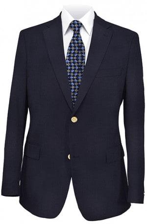 Petrocelli Navy Gentleman's Fit Blazer #61000-CV