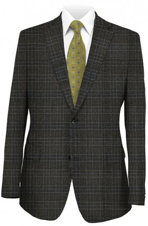 Hechter Black Pattern Sportcoat 703003