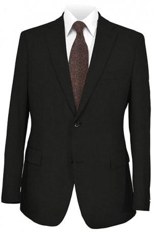 Calvin Klein Dark Gray Herringbone Sportcoat 71Z0118