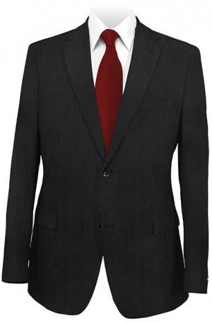 Calvin Klein Black Velvet Sportcoat #7DW0000