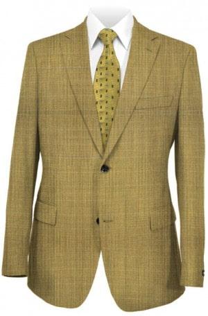 Petrocelli Tan Gentleman's Fit Sportcoat #80100