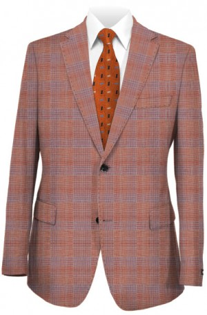 TailoRed Rose-Pink Tailored Fit Sportcoat #8130082