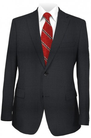 Petrocelli Navy Tone-on-Tone Gentleman's Fit Suit #81303