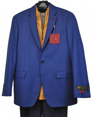 TailoRed Blue Slim Fit Sportcoat #8140001