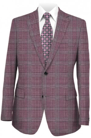 'Easy Livin' Wool-Silk Tailored Fit Sportcoat from TailoRed & Zegna #8140115