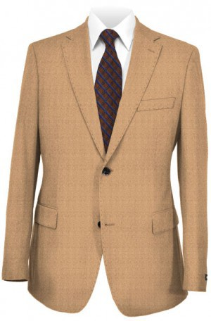 TailoRed Camel Hair Tailored Fit Sportcoat #8190040