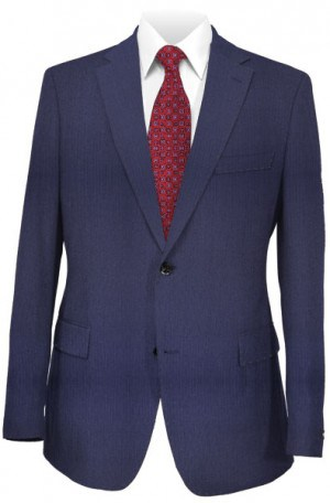 Pal Zileri Navy Suit #83550