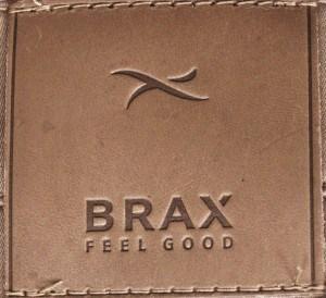 Brax Khaki Color 'Jeans' Style Slacks #861508-54
