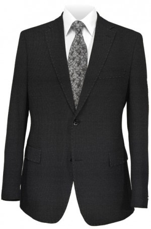 Rubin Charcoal Tailored Fit Suit A00479