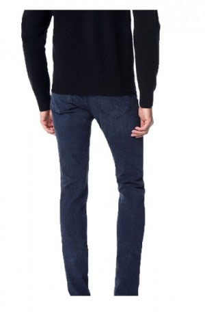 Joe's Dark Navy Brixton Kinetic Jeans #AWLST68225-BL36
