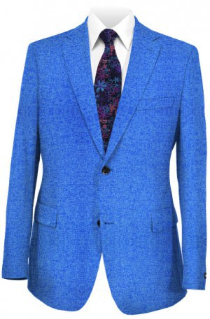 Hickey Freeman Bright Blue Sportcoat #F61-512019