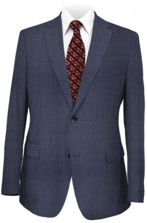 Hickey Freeman Medium Blue Suit #F71-312105