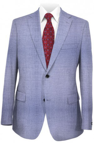 Hickey Freeman Light-Blue Sportcoat #F71-512108