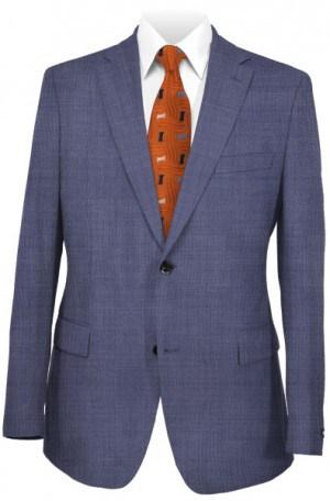 Hickey Freeman Light Blue Suit F75-312044