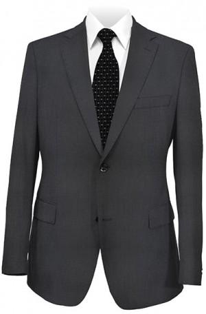 Elle Tahari Black Micro-Check Tailored Fit Suit #HAY0327