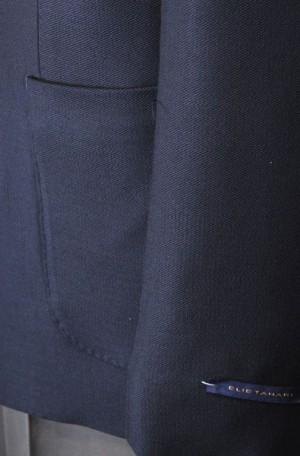 Elie Tahari Navy Tailored Fit Blazer #HPX0001