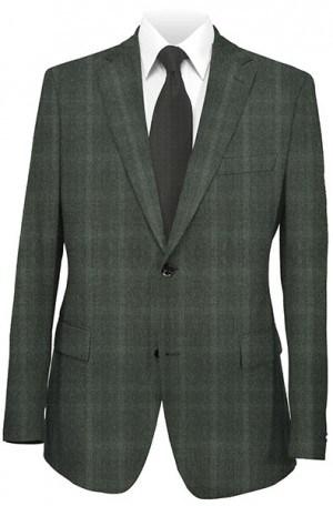 Elie Tahari Gray & Olive Sportcoat #HTY0087