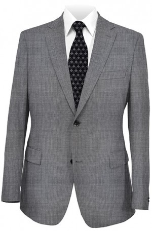Michael Kors Gray Tailored Fit Suit #K2Z1100