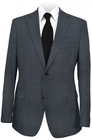 Michael Kors Blue Tailored Fit Suit K2Z1101