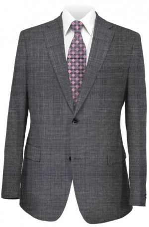 Michael Kors Medium Gray Tailored Fit Suit K2Z1365