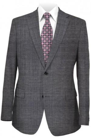 Michael Kors Medium Gray Tailored Fit Suit #K2Z1365