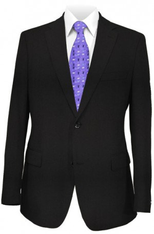 Michael Kors Black Tailored Fit Suit K2Z1519
