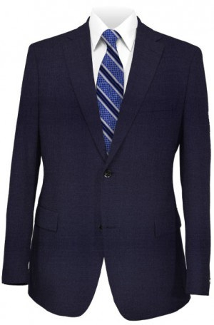 Michael Kors Navy Tailored Fit Suit K2Z1542